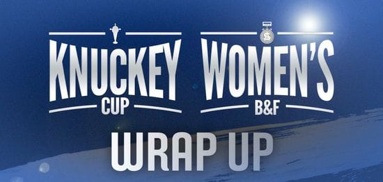 2020 Knuckey Cup and Women's B&F Wrap